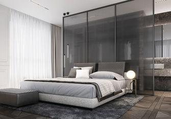 90平米公寓轻奢风格卧室图片大全