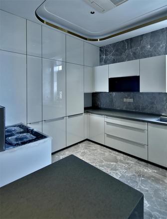 140平米四轻奢风格厨房装修图片大全