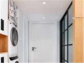 富裕型90平米三室两厅北欧风格衣帽间装修效果图