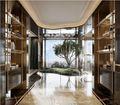 140平米四轻奢风格走廊装修效果图