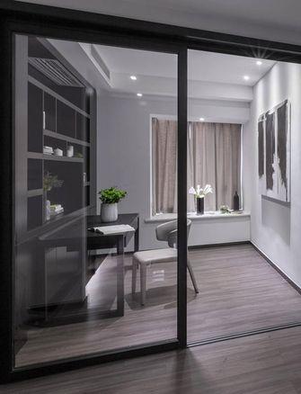 100平米三室两厅北欧风格书房设计图