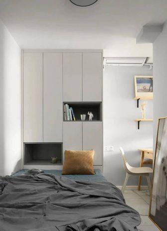 经济型50平米小户型现代简约风格书房装修图片大全