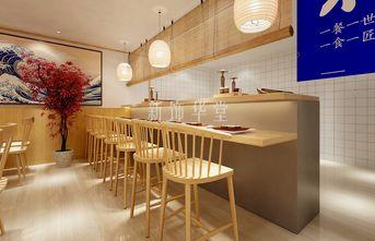 50平米小户型公装风格其他区域设计图