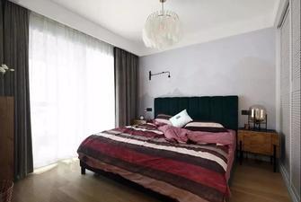 经济型80平米北欧风格卧室装修图片大全
