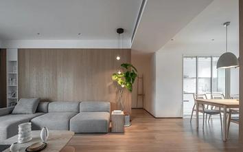 10-15万140平米三室两厅日式风格客厅装修图片大全