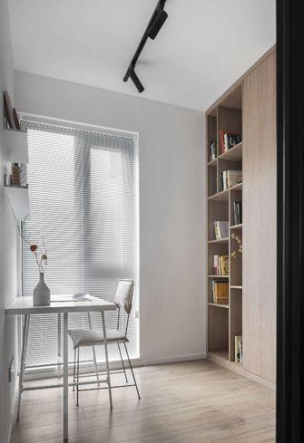 5-10万80平米公寓北欧风格书房装修效果图