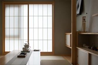豪华型140平米四室两厅混搭风格阳光房图片