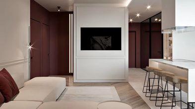富裕型140平米美式风格客厅装修效果图