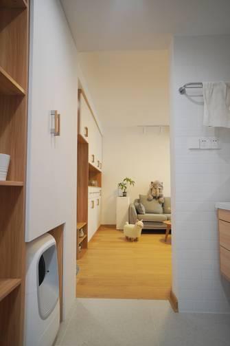 一居室日式风格走廊装修图片大全