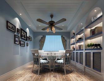 120平米三地中海风格客厅效果图