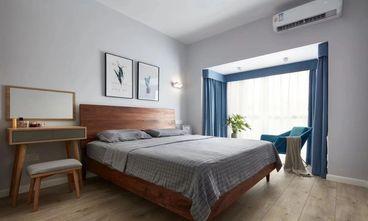 110平米三室一厅北欧风格卧室设计图