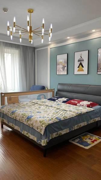 140平米四室四厅轻奢风格卧室装修效果图