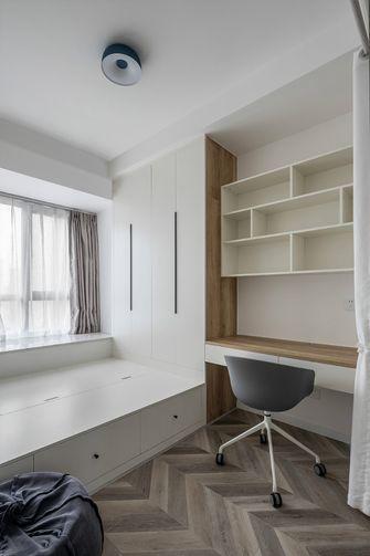 5-10万100平米三现代简约风格书房装修案例