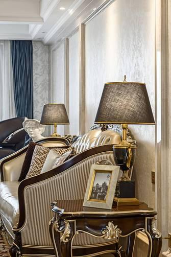 三欧式风格客厅欣赏图