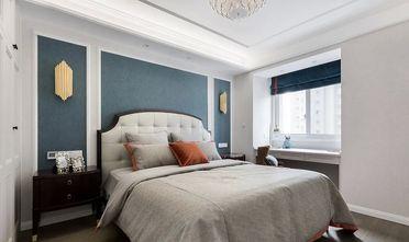 10-15万110平米三室两厅美式风格卧室装修效果图
