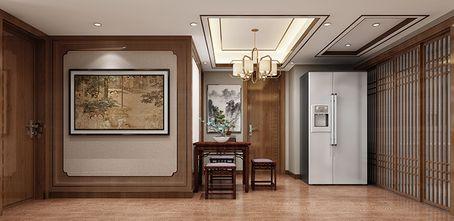 140平米三室一厅中式风格走廊装修案例