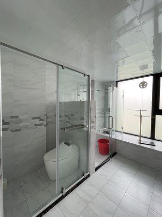 豪华型140平米四室两厅现代简约风格卫生间效果图
