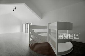 豪华型140平米别墅现代简约风格楼梯间图