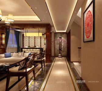 140平米四中式风格玄关装修图片大全