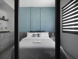 豪华型100平米三室两厅北欧风格卧室装修图片大全