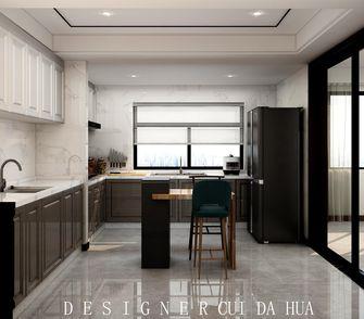 140平米中式风格厨房装修案例