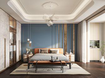 20万以上140平米四现代简约风格卧室设计图