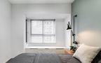 经济型90平米三室两厅北欧风格卧室图片