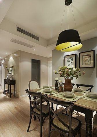三室两厅美式风格餐厅图片