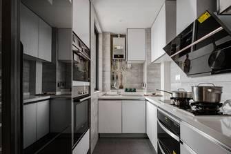 三室两厅北欧风格厨房设计图