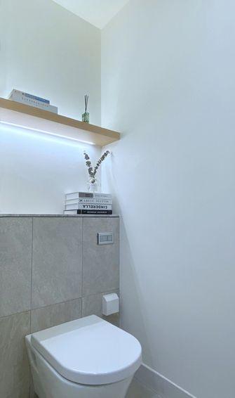 5-10万60平米公寓日式风格卫生间图