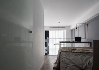 5-10万50平米一室一厅北欧风格卧室装修案例