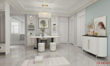 90平米三室一厅轻奢风格其他区域装修效果图