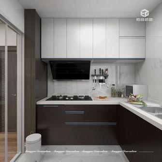 50平米小户型中式风格厨房图