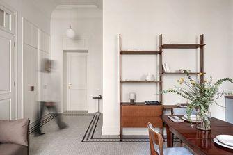 经济型50平米公寓混搭风格餐厅设计图