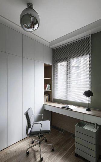 经济型140平米四法式风格书房欣赏图
