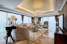 20万以上140平米别墅欧式风格客厅图