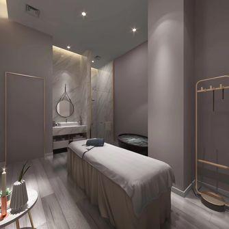 120平米公装风格卧室设计图