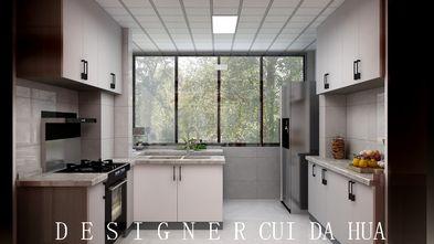 130平米四室两厅中式风格厨房欣赏图