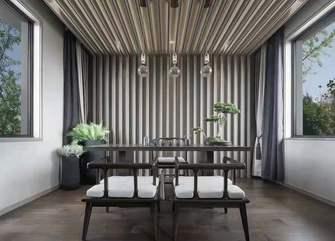 140平米三中式风格阳光房图片大全