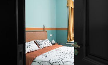 20万以上140平米复式混搭风格卧室装修案例