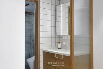 20万以上100平米三室三厅日式风格卫生间图片