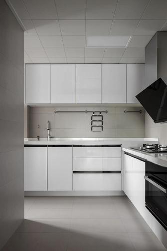 经济型80平米三室一厅工业风风格厨房图片