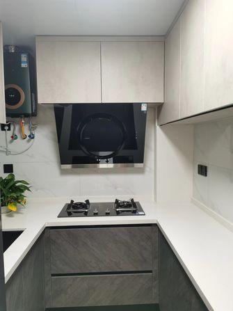 5-10万60平米现代简约风格厨房装修图片大全