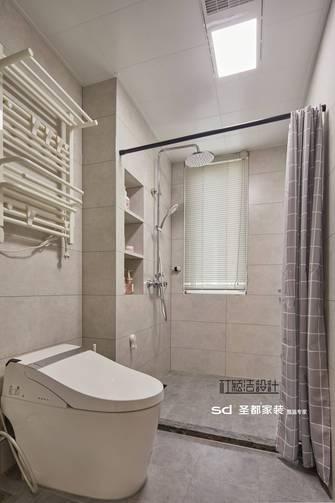 三室两厅日式风格卫生间图片大全