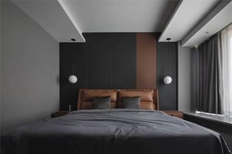 豪华型130平米四室两厅工业风风格卧室图片大全