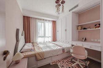 豪华型140平米三室两厅混搭风格卧室图