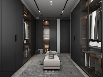 豪华型140平米别墅现代简约风格衣帽间欣赏图
