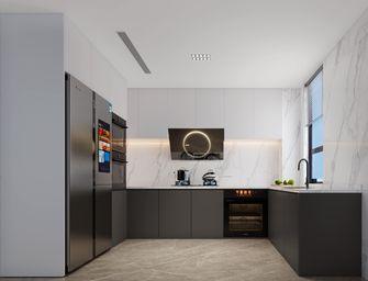 20万以上140平米别墅现代简约风格厨房图