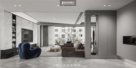 豪华型140平米四现代简约风格玄关欣赏图