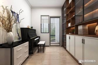 140平米四室两厅现代简约风格书房欣赏图